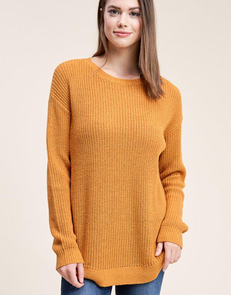 Be Still Sweater