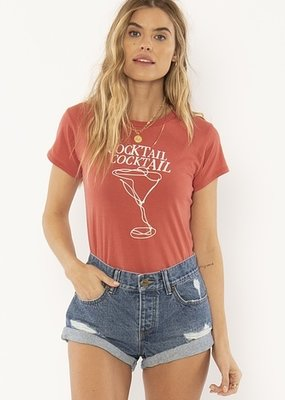 Cocktail Hour Knit Tee
