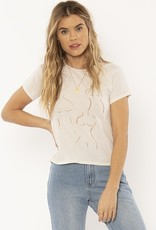 Painted Muse Knit Tee