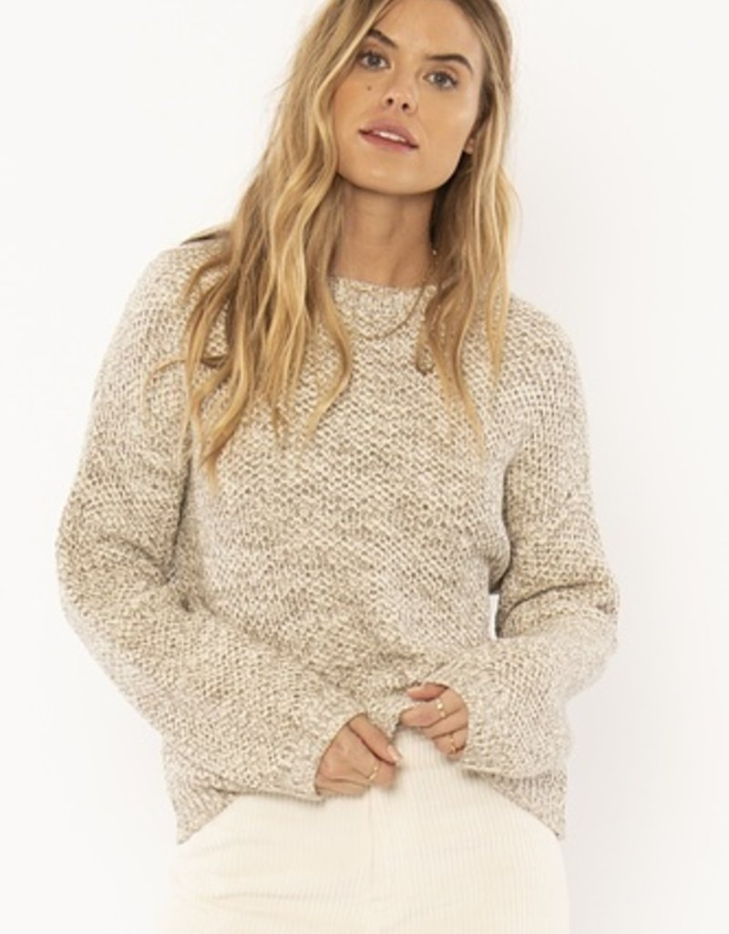 Amalia LS Knit Sweater