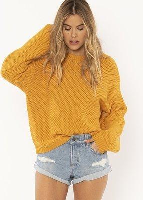 Amalia LS Knit Sweater