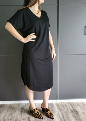 Find Balance Shirt Dress