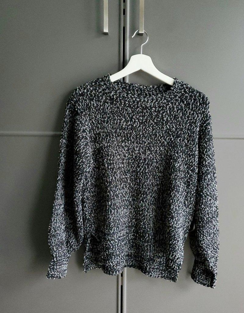 Flora Crew Sweater