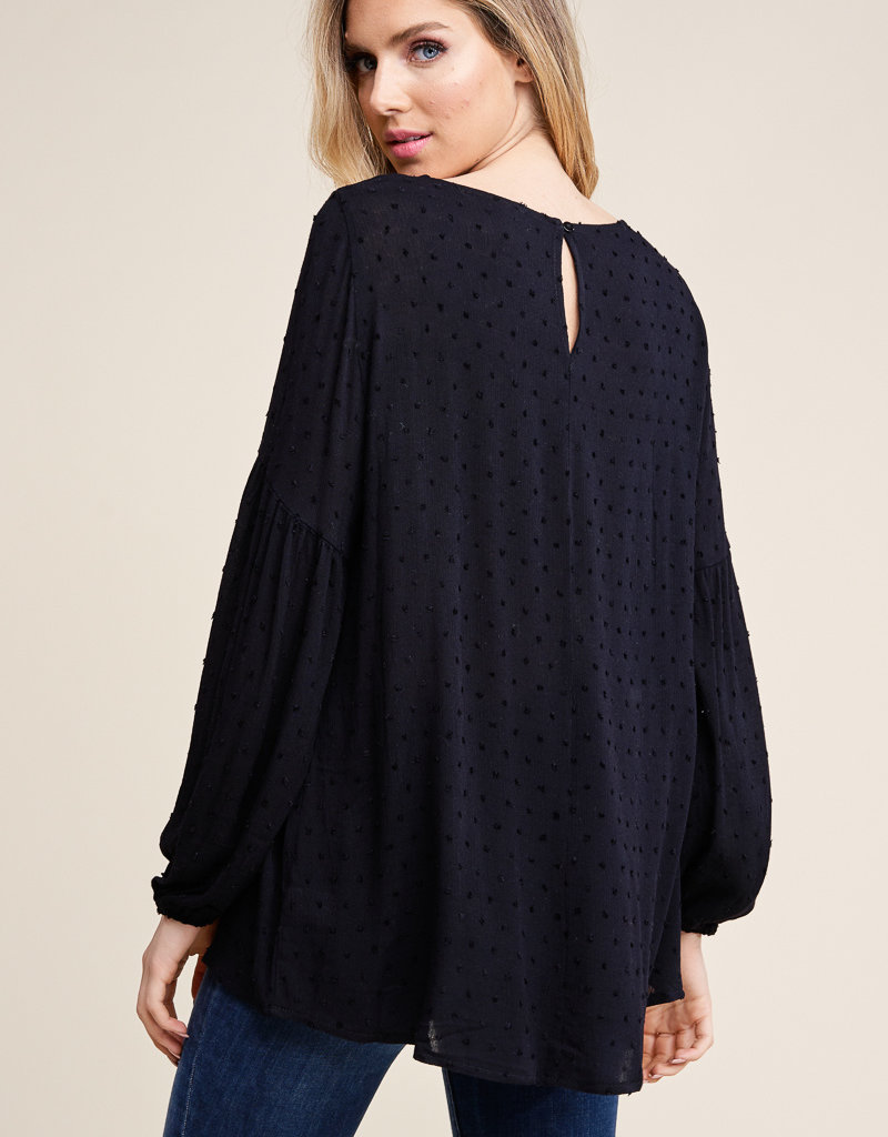 Keep It Real Blouse