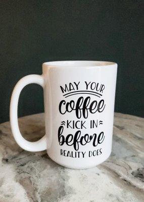 Cotton+Confetti CC - May Your Coffee Kick In