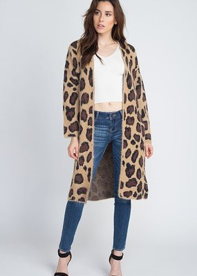 Shadow Leopard Duster
