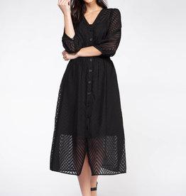 Jessie Button Dress