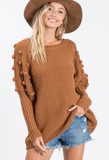 Ces Femme Peyton Pom Sweater