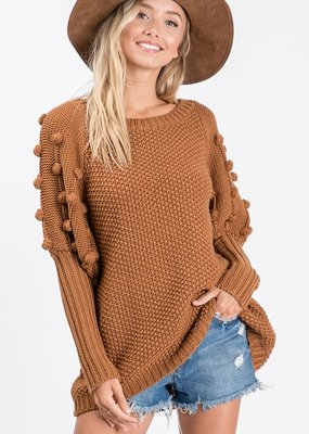 Ces Femme Peyton Pom Sweater