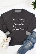 Love Is My Fav Sweater