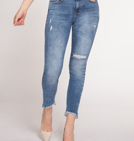 Lexi 2 Mid Rise Skinny Jeans