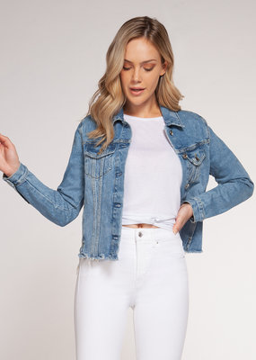 Right Direction Denim Jacket