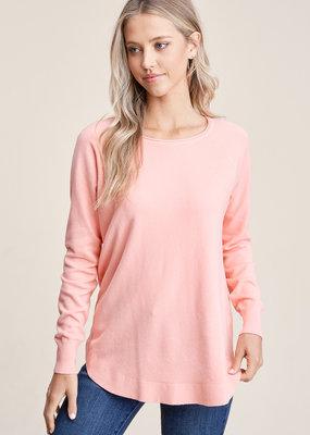 Turnaround Pullover