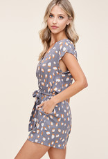 Begin Again Romper