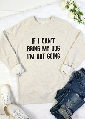 Bring My Dog Sweater