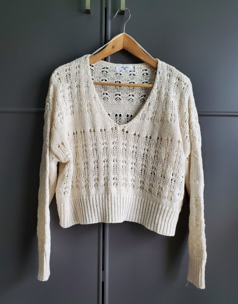 Try Again Sweater