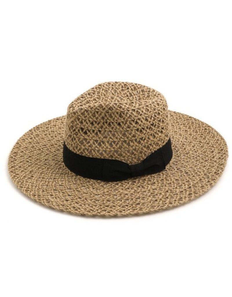 Benson Grass Hat