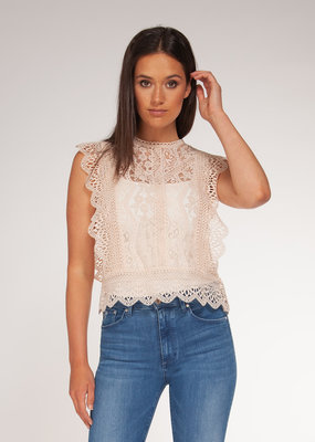High Tides Lace Top