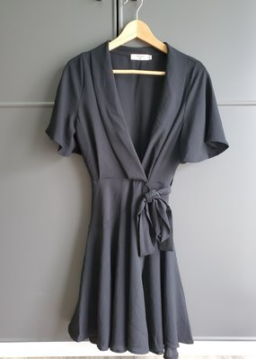 Sweet Together Wrap Dress