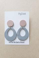 thyCovet TC - Blaze Earrings