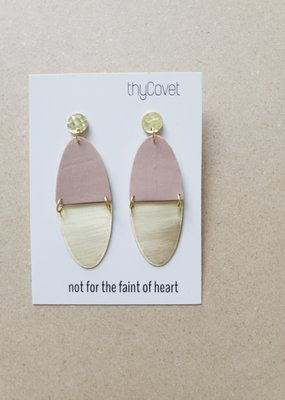 thyCovet TC - Dune Earrings