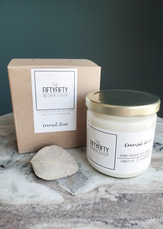 FF - Coconut Lime Candle