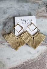 Clover + Coast Clover - Double Diamond Fringe