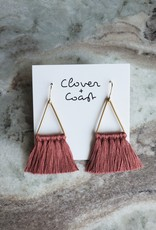 Clover + Coast Clover - Triangle Fringe