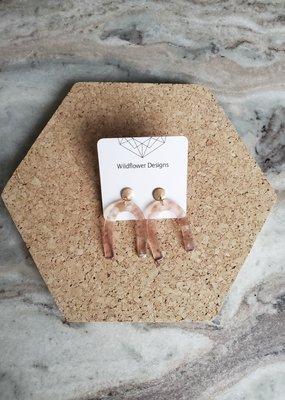 WFD - Gloss Cora Earrings