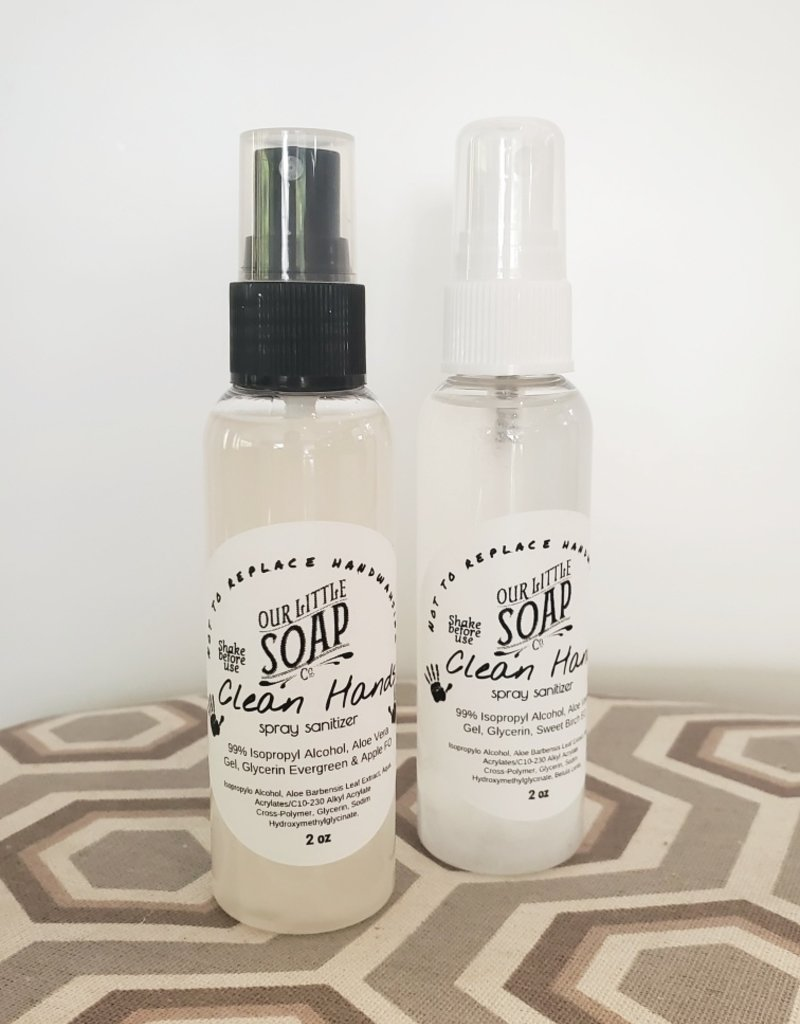 OLS - Clean Hands (sweet birch)