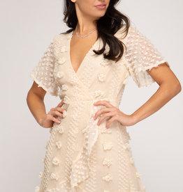 Everglow Pom Dress