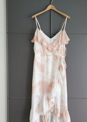 Sunkissed Ruffle Dress