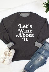 Let's Wine Sweater