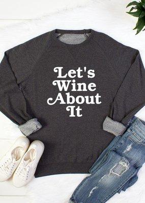 Let's Wine Sweater