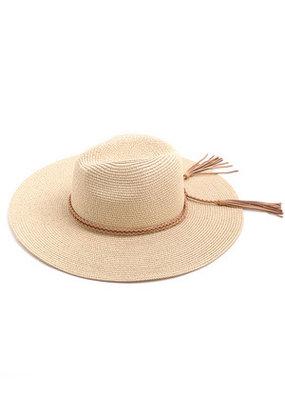 Ash Straw Hat