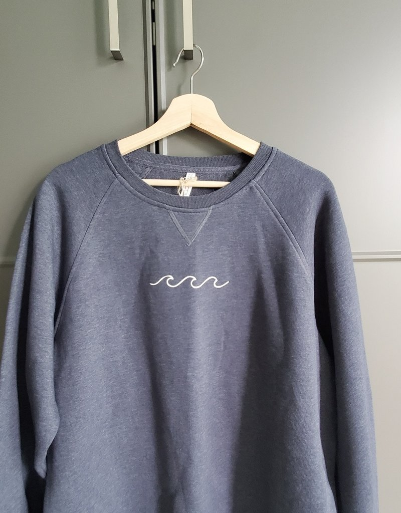 Madison Claire Designs MCD - Wave Crew Neck Sweatshirt