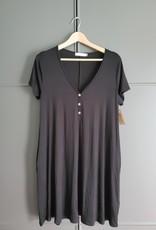 Let Go Babydoll Pocket Dress