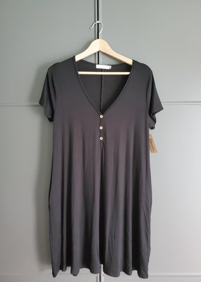 Let Go Babydoll Pocket Dress
