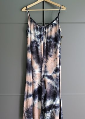 Happiness Tie Dye Jumpsuit