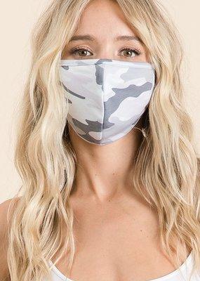 Vanilla Bay Face Mask Printed