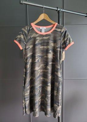 Arcardia Military T-Dress