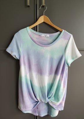 Trippy Tie Dye Top