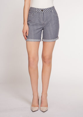 Marina Stripe Short