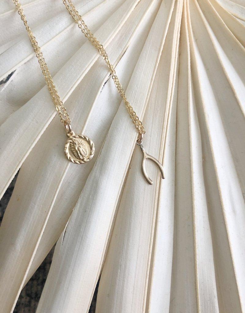 RR - Wishbone Necklace