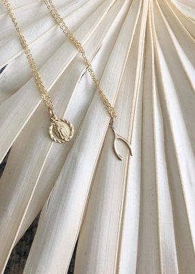 RR - Medallion Necklace