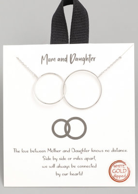 Ring Linked Necklace