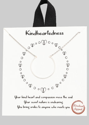 Kind Hearted Necklace