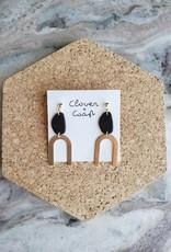 Clover + Coast Clover - Mini Clay Arches