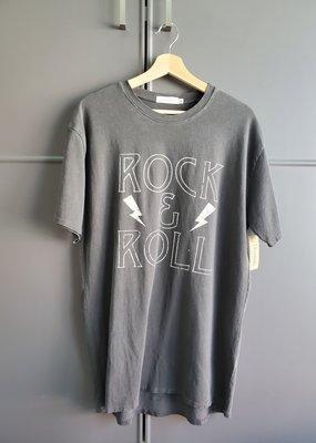 Rock & Roll Tunic Tee