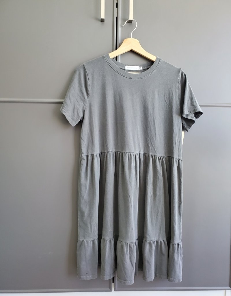 Basic Beauty Babydoll Dress
